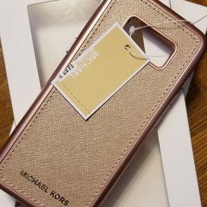 Michael Kors Samsung Galaxy S8 phone case